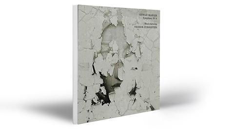 CD Mockup Gustav Mahler 6. Sinfonie Teodor Currentzis