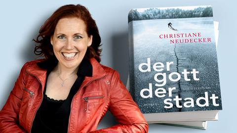 Christiane Neudecker Der Gott der Stadt Mock Up