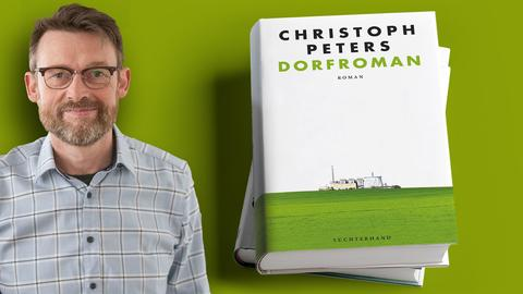Christoph Peters Dorfroman Mock Up