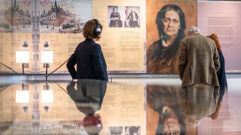 Clara Schumann: Ausstellung im Institut für Stadtgeschichte, FfM