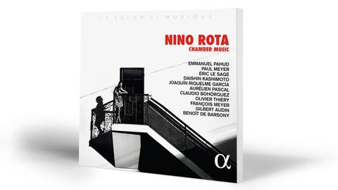 Cover Nino Rota Chamber Music