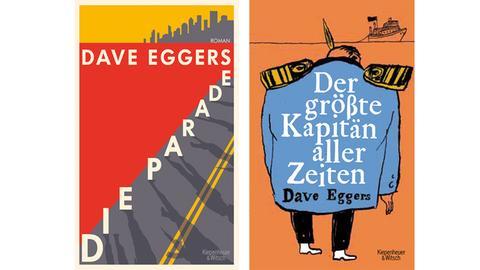 Dave Eggers: Die Parade & Der größte Kapitän aller Zeiten