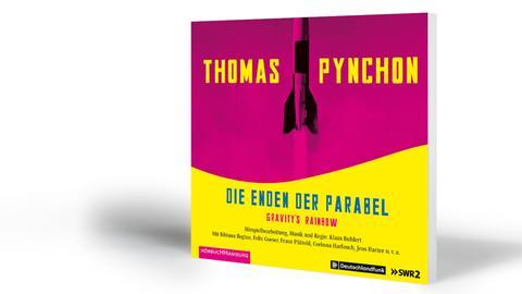 cover Thomas Pynchon: Die Enden der Parabel. Gravity's Rainbow