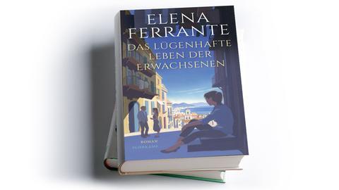 Elena Ferrante: Das lügenhafte Leben der Erwachsenen, Suhrkamp Verlag 2020, Preis: 24 Euro