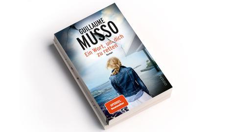 Guillaume Musso: Ein Wort, um dich zu retten, Pendo Verlag 2020, Preis: 16,99 Euro
