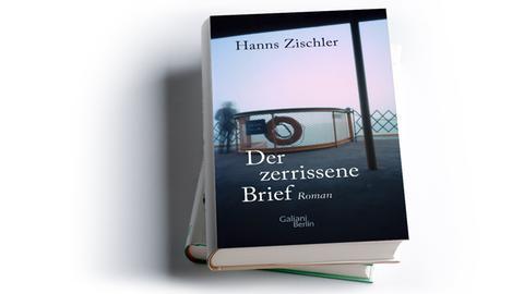 Cover Hanns Zischler: Der zerrissene Brief, Galiani-Berlin Verlag, Preis: 20 Euro