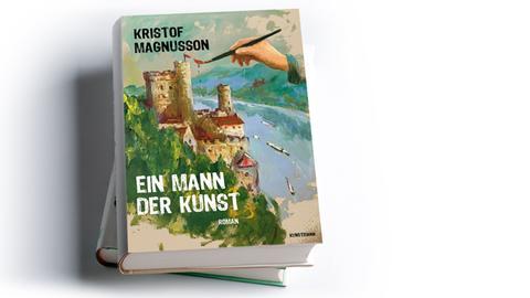 Kristof Magnusson: Ein Mann der Kunst, Verlag Antje Kunstmann 2020, Preis: 22 Euro