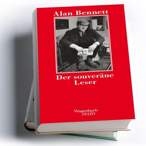 Alan Bennett: Der souveräne Leser, Salto – Klaus Wagenbach Verlag 2020, Preis: 18 Euro