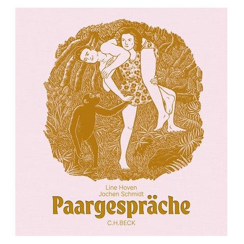 Line Hoven, Jochen Schmidt: Paargespräche, C.H. Beck Verlag 2020, Preis: 18 Euro