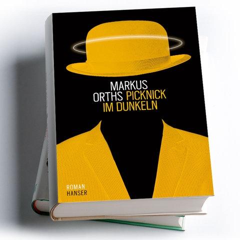 Cover Markus Orths: Picknick im Dunkeln