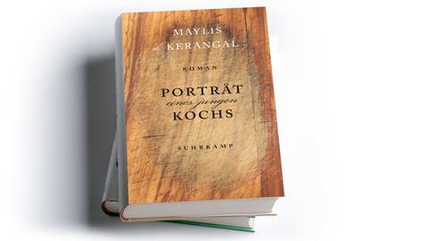 Maylis de Kerangal: Porträt eines jungen Kochs, Suhrkamp Verlag, Preis: 12 Euro