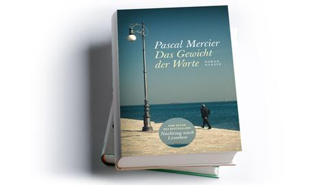 Cover Pascal Mercier: Das Gewicht der Worte