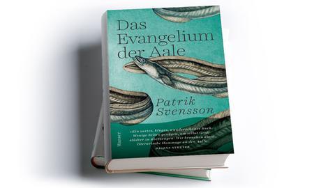 Cover Patrik Svensson: Das Evangelium der Aale