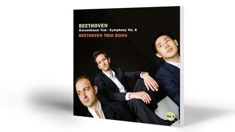 Cover Ludwig van Beethoven: Gassenhauer Trio – Symphony No. 6