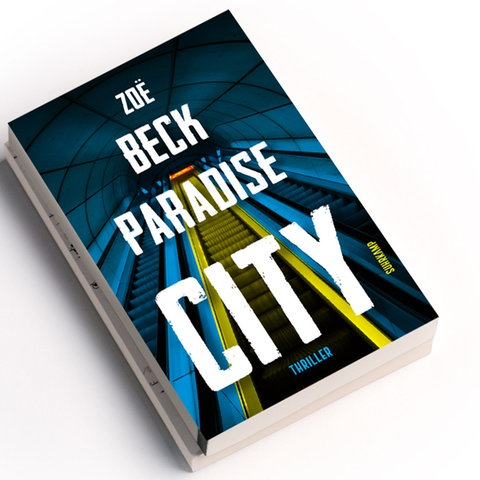 Zoë Beck: Paradise City, Suhrkamp Verlag 2020, Preis: 16 Euro