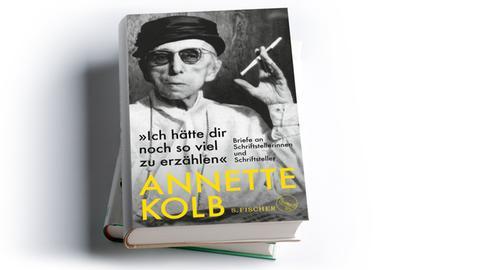 Annette Kolb: »Ich hätte dir noch so viel zu erzählen«: Briefe an Schriftstellerinnen und Schriftsteller, S. Fischer Verlag, Preis: 24 Euro