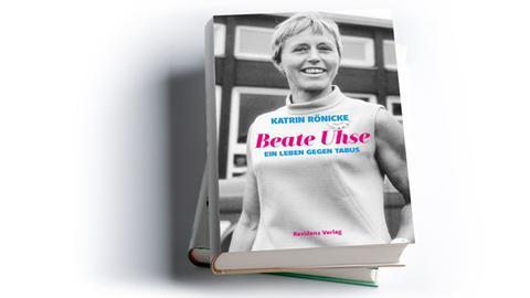 Katrin Rönicke: Beate Uhse, Ein Leben gegen Tabus, Residenz Verlag, Preis: 22 Euro