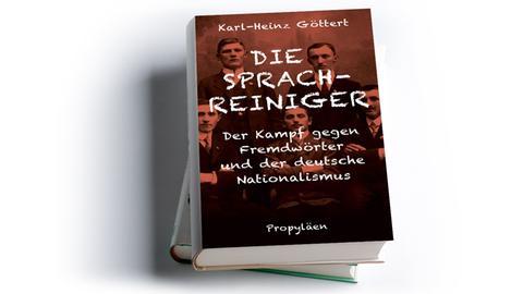Karl-Heinz Göttert: Die Sprachreiniger,Ullstein Buchverlag, Preis: 24 Euro