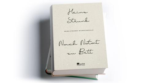 Heinz Strunk: Nach Notat zu Bett. Heinz Strunks Intimschatulle