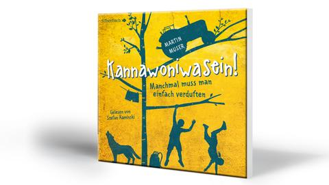 Cover Martin Muser: Kannawoniwasein!, HörbuchHamburg HHV GmbH, Preis: 7,71 Euro