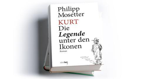 Cover Philipp Mosetter: Kurt. Die Legende unter den Ikonen, Verlg  Edition Faust, Preis: 24 Euro