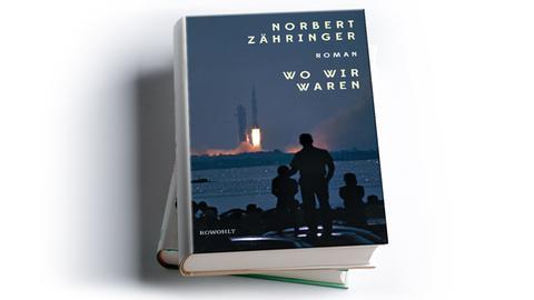 Cover Norbert Zähringer: Wo wir waren, Rowohlt Verlag 2019, Preis: 25 Euro