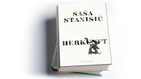 Cover Saša Stanišić: Herkunft