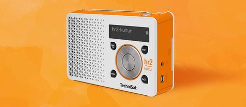 Verlosung DAB+ Radio hr2 Edition