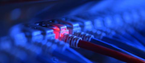 Datenschutz Kabel Computer