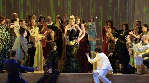 """""""Der ferne Klang"""" an der Oper Frankfurt"""