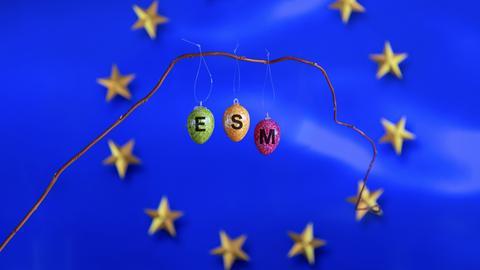 Die EU-Mitgleider beraten über den ESM-Rettungsschirm wegen der Coronakrise