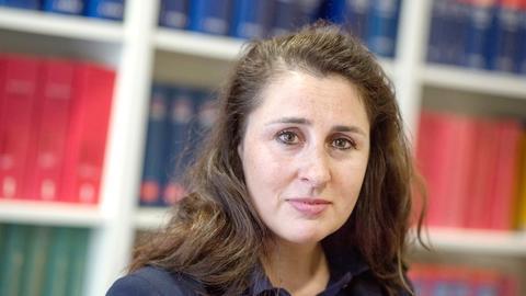 Die Rechtsanwältin Seda Basay-Yildiz