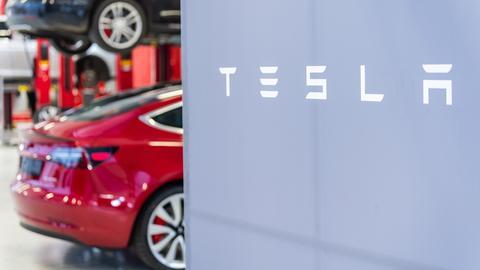 Möchte in Brandenburg ein neues Werk bauen: Autobauer Tesla