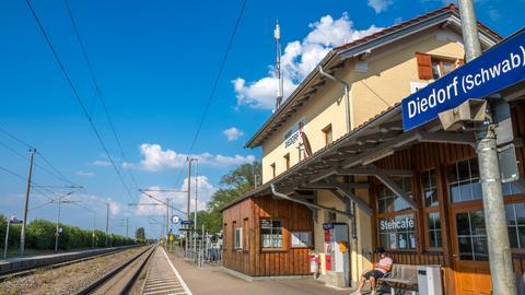 Bahnhof Diedorf