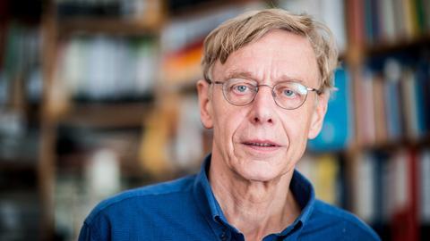 Der Protestforscher Dieter Rucht