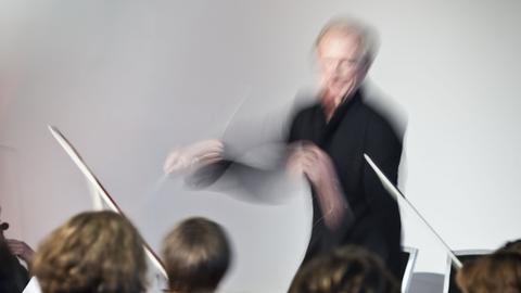 Dirigent Orchester