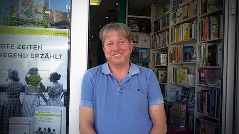 Dirk Holm - Bücher am Gänseeck - Rödermark