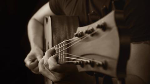 Blues-Guitarre
