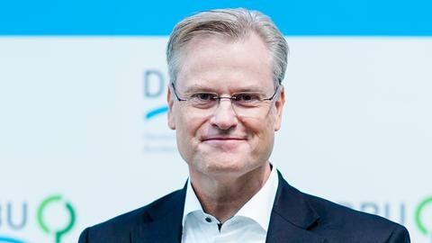 Reinhard Schneider, Deutscher Umweltpreis