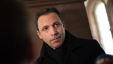 Tobias Albrecht, bekannt als Rocko Schamoni