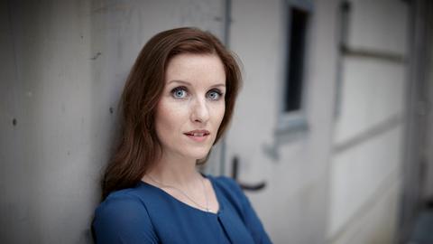 Die Sopranistin Elsa Benoit