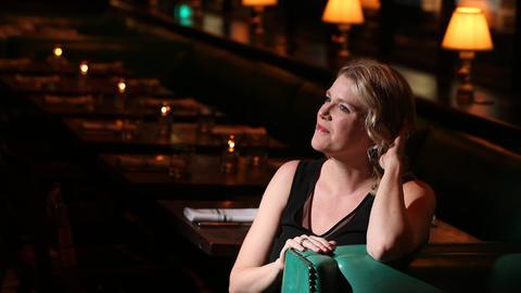 Die Sopranistin Erin Wall