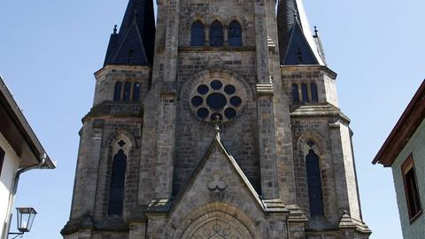 Evangelische Stadtkirche, Tann