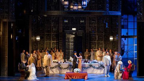 """""""Le nozze di Figaro"""" an der MET in New York"""