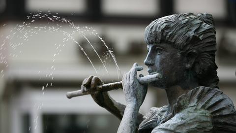 Flöte Querflöte Notenblatt