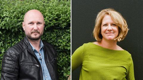 Fredy Gareis und Tanja Paar - Gewinner/in Robert Gernhardt Preis 2021