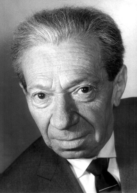Friedrich Hollaender