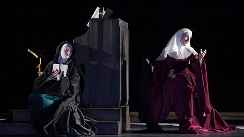 Oper Frankfurt: Stabat Mater