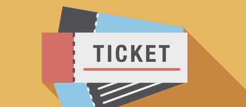 Illustration Ticket