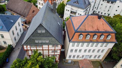 Oberhessisches Museum Leib'sches Haus und Wallenfels'sches Haus